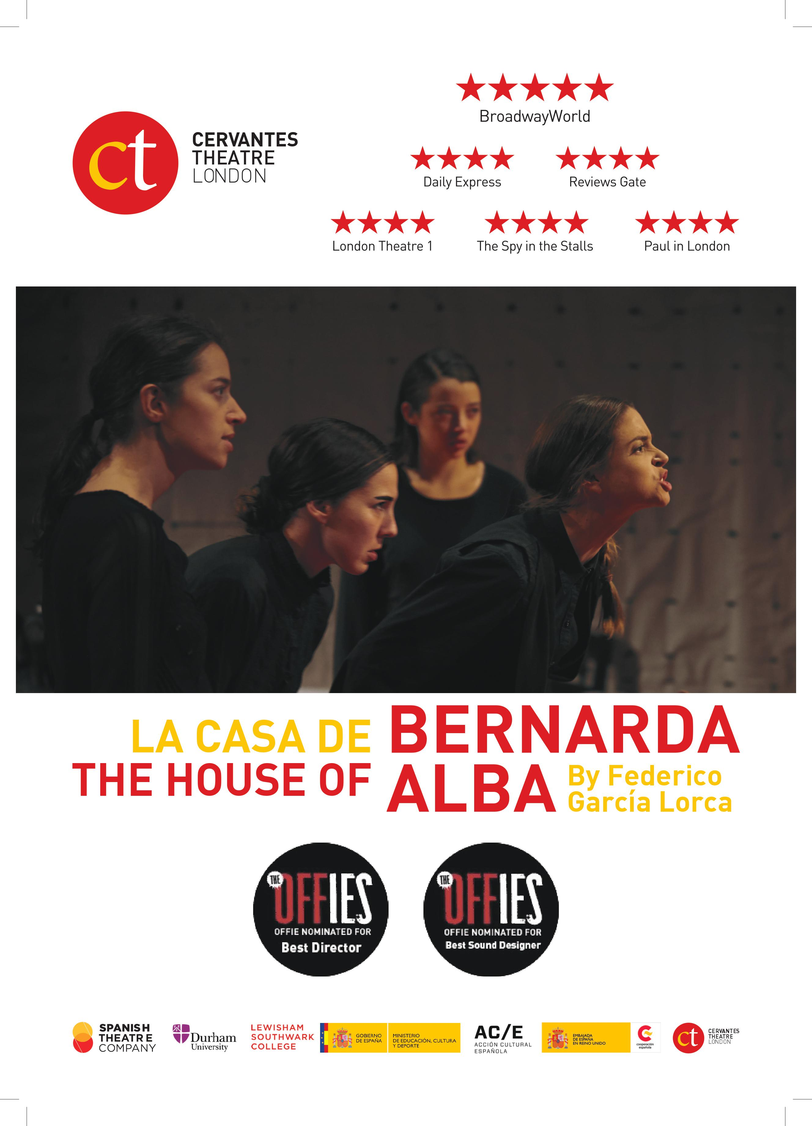 Past Productions Events Cervantes Theatre